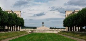 WW1 Battlefield In Argonne