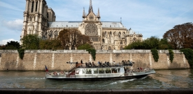 Paris city and cruise