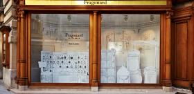 Perfume creation with Fragonard