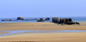 Normandy and D-DAY landing beaches: Canadian Itinerary