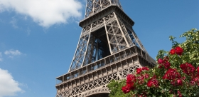 Paris city tour & Lunch at the Eiffel Tower