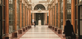 Old commercial galleries