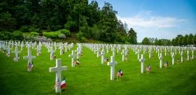 WW1 Belleau woods US battlefield Full day