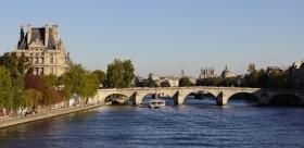 Paris city tour & Louvre with lunch