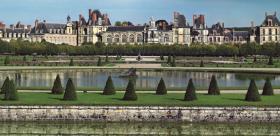 Fontainebleau & Versailles