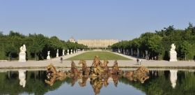 Guided visit of Versailles
