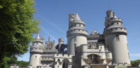 Palaces of Champs-sur-Marne & Pierrefonds