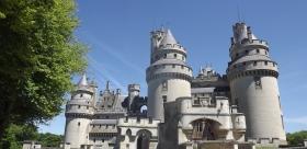 Palaces of Champs-sur-Marne & Pierrefonds