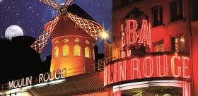 1st show Moulin Rouge