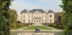 Rodin museum, St Germain and St Sulpice