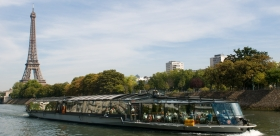 Paris city tour & Lunch cruise