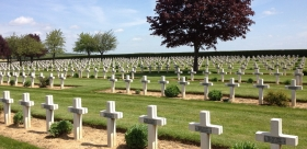 The battefield of the Somme