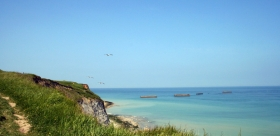 Normandy and D-DAY landing beaches: US Itinerary