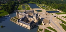 Chantilly & horse museum