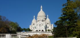 Paris city tour & cheese and wine degustation in Montmartre