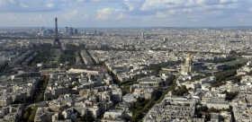 Paris city tour & Lunch at Montparnasse Tower
